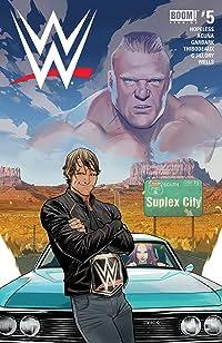 WWE #5 Main Cvr