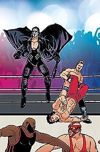 WWE #5 Unlock Action Figure Var