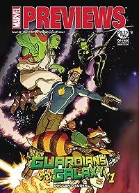 Marvel Previews #166