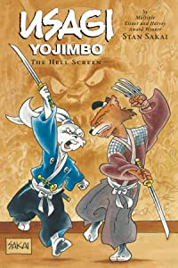 Usagi Yojimbo Vol. 31: Hell Screen HC