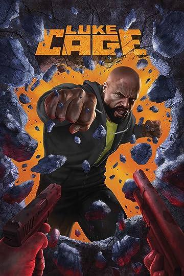 Luke Cage #1