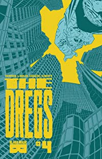 The Dregs #4 (MR)