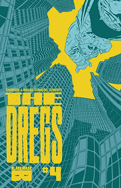 The Dregs #4 (MR)