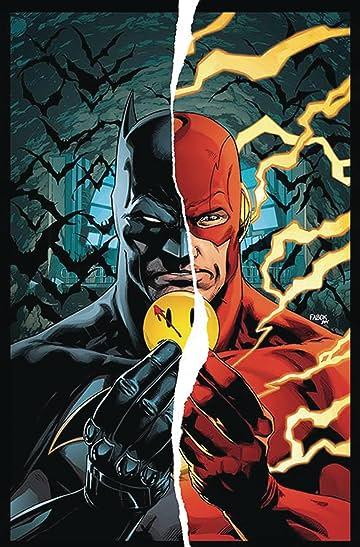 Batman #21 The Button