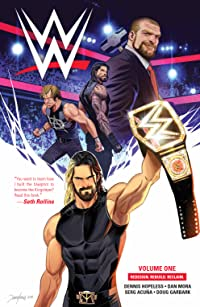 WWE Ongoing Vol. 1 TP
