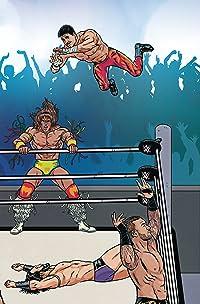 WWE #6 Unlock Royal Rumble Schoonover Var