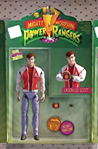 Mighty Morphin Power Rangers #16 Unlock Action Figure  Var