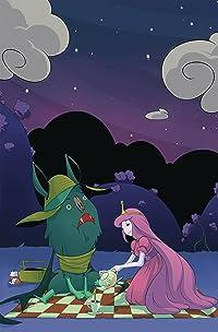 Adventure Time Comics #12 Subscription Lovas Cvr