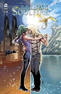Soulfire Vol. 5 #4 Cvr A Cafaro