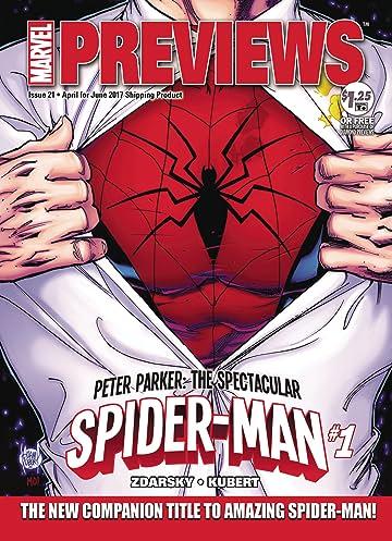 Marvel Previews #167