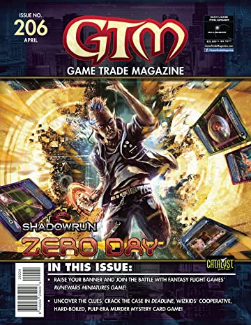 Game Trade Magazine Vol. 208