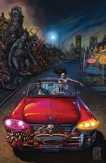Neil Gaiman\'s American Gods: The Shadows #4 (MR)