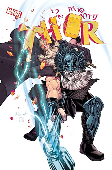 The Mighty Thor (2015-) #20