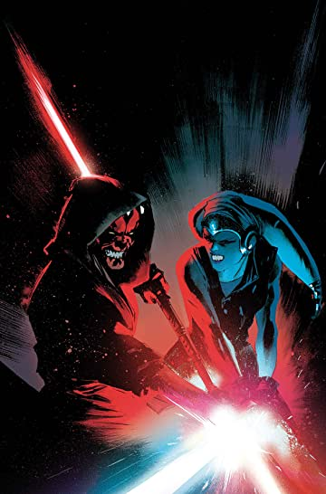 Star Wars: Darth Maul (2017-) #5 (of 5)