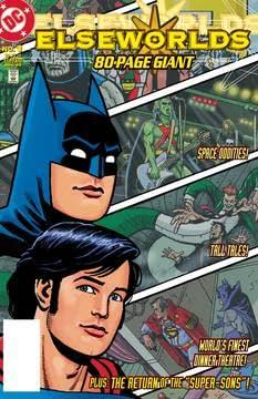 Elseworlds Justice League (2011- ) Vol. 2 TP