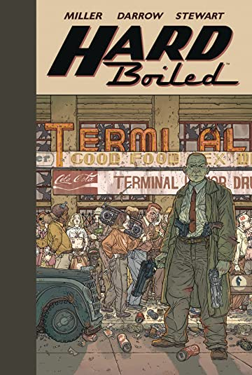Hard Boiled: Ed 02 HC