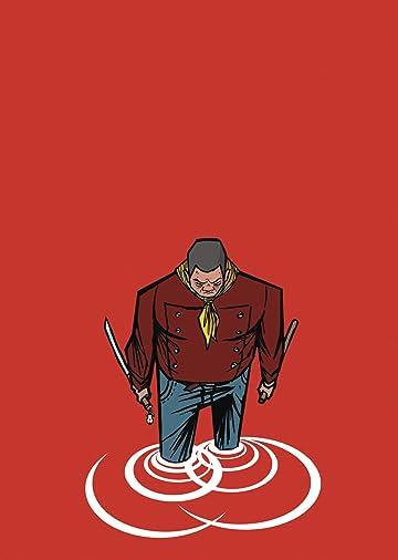The Shaolin Cowboy: Who\'ll Stop the Reign? #4 (MR) Tartakovsky Var