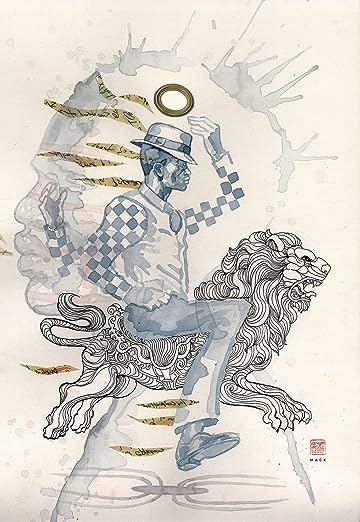 Neil Gaiman\'s American Gods: The Shadows #5 (MR) Mack Var