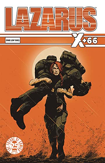 Lazarus X Plus 66 #1 (of 6) (MR)