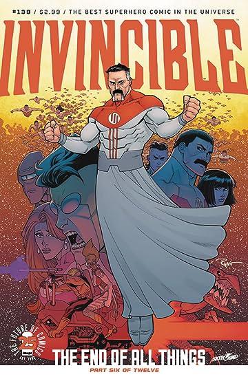 Invincible #138 (MR)