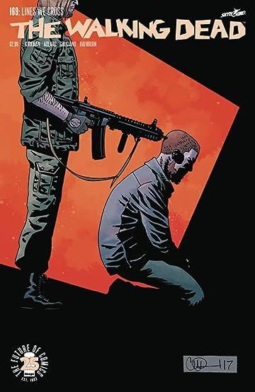 The Walking Dead #169 (MR)