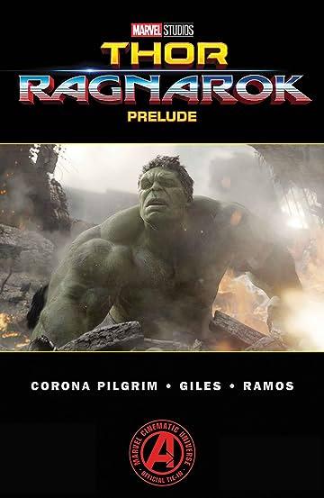 Marvels Thor Ragnarok Prelude #1 (of 4)