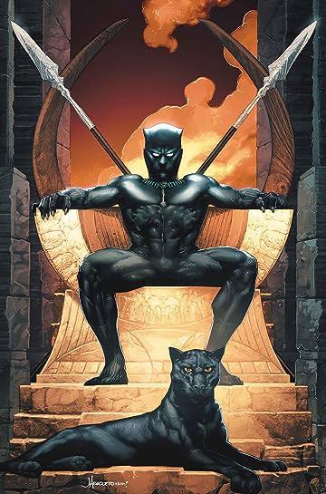 Black Panther (2016-) #16