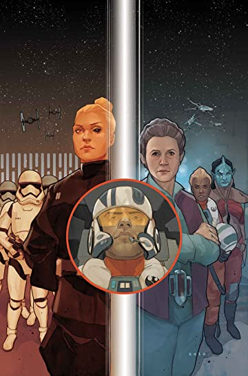 Star Wars Poe Dameron #17