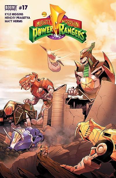 Mighty Morphin Power Rangers #17