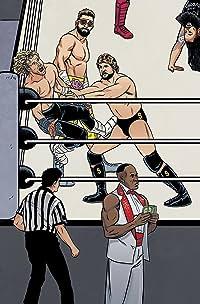 WWE #7 Unlock Action Figure Var