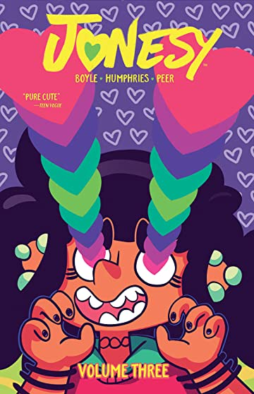 Jonesy Vol. 3 TP