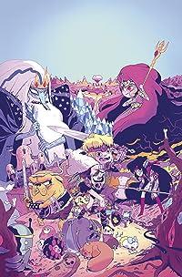 Adventure Time Comics #13 Subscription Monlongo Var