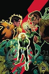 Hal Jordan and the Green Lantern Corps #24