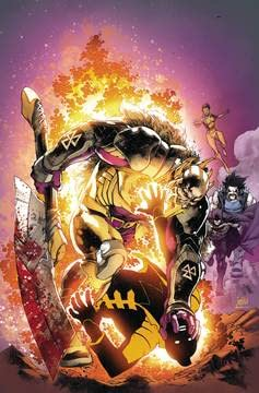 Justice League (2011- ) of America #10