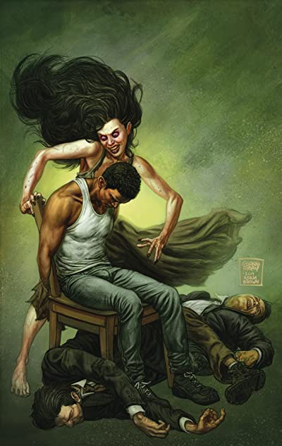 Neil Gaiman\'s American Gods: The Shadows #6 (MR)