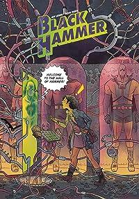 Black Hammer #12 Rubin Cvr