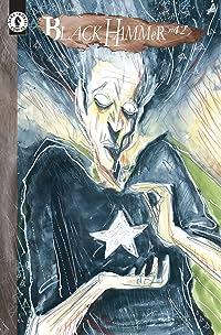 Black Hammer #12 Lemire Var