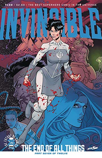 Invincible #139 (MR)