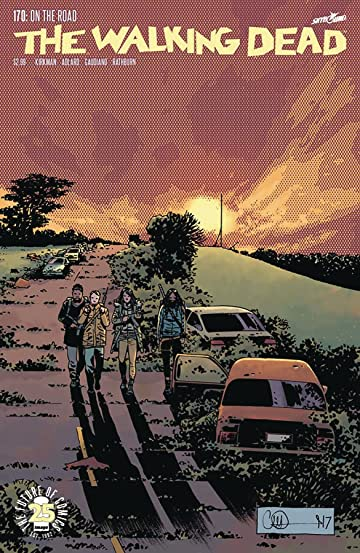 The Walking Dead #170 (MR)
