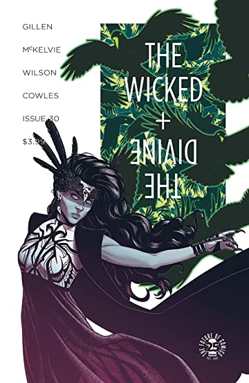 The Wicked + The Divine #30 (MR) Cvr A Mckelvie & Wilson