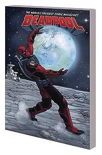 Deadpool (2015-) Vol. 9: Deadpool In Space TP