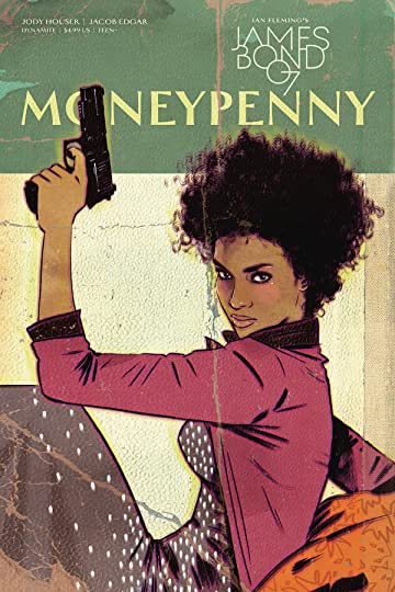James Bond Moneypenny (One-Shot)