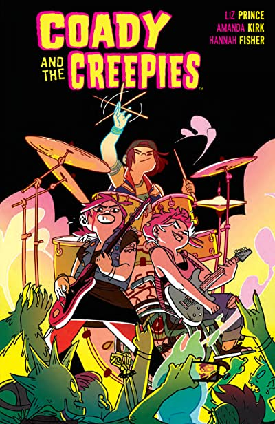 Coady and the Creepies TP