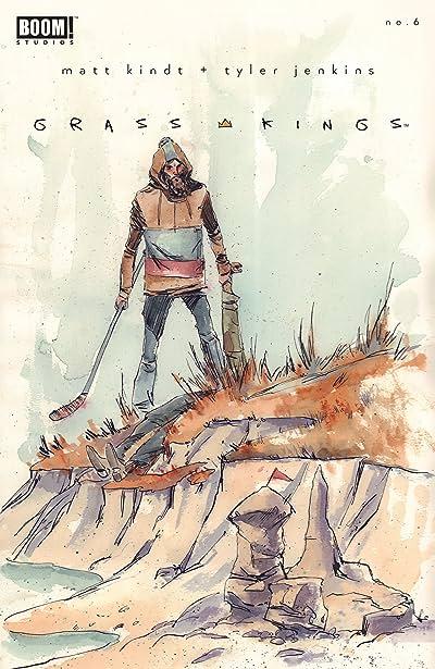 Grass Kings #6 Main & Mix