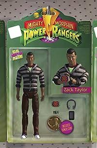 Mighty Morphin Power Rangers #18 Unlock Action Figure Var
