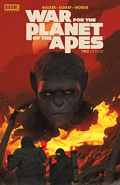 War For Planet of the Apes #2 (of 4)
