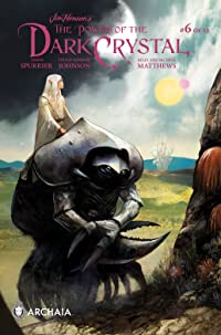 Jim Henson\'s The Power of the Dark Crystal #6 (of 12)