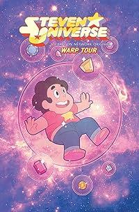 Steven Universe Ongoing #1: Warp Tour TP