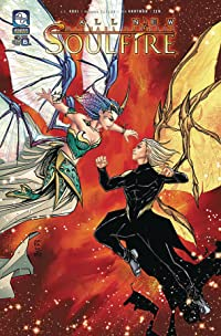 Soulfire Vol. 5 #6 Cvr A Cafaro