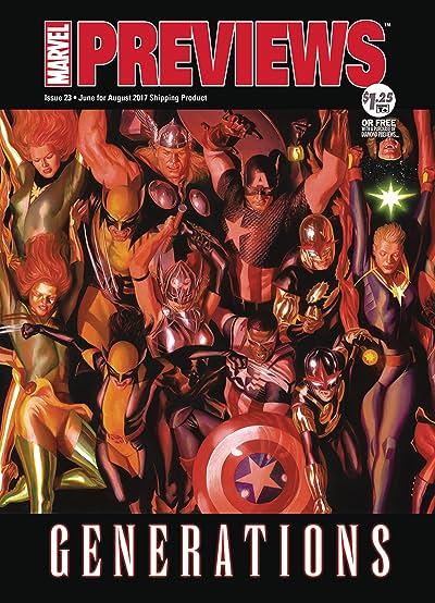 Marvel Previews #169